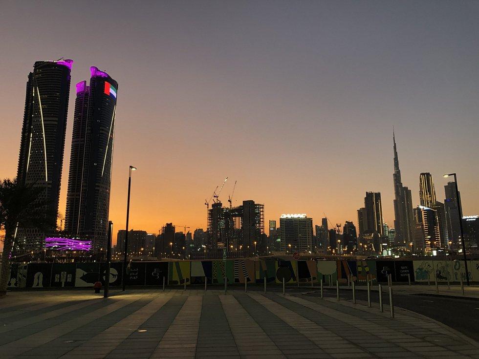 EXPO se má konat v Dubaji