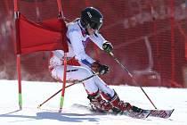 V Turecku na svahu. Sjezdařka Klára Pospíšilová loni závodila v Erzurumu v rámci olympijského festivalu mládeže