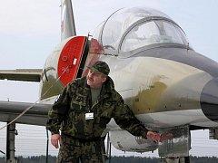 L–39 Albatros. Ilustrační foto.