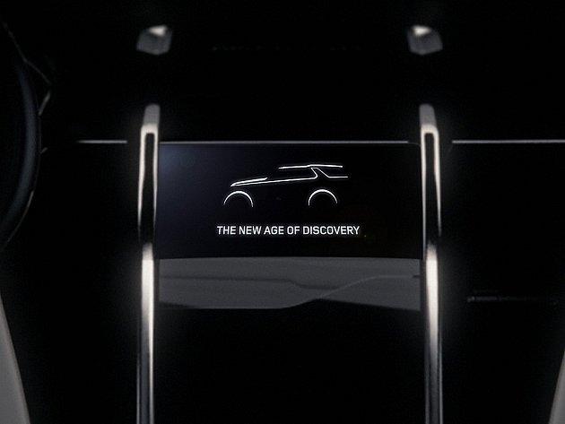 Land Rover začíná odhalovat novou generaci modelu Discovery.