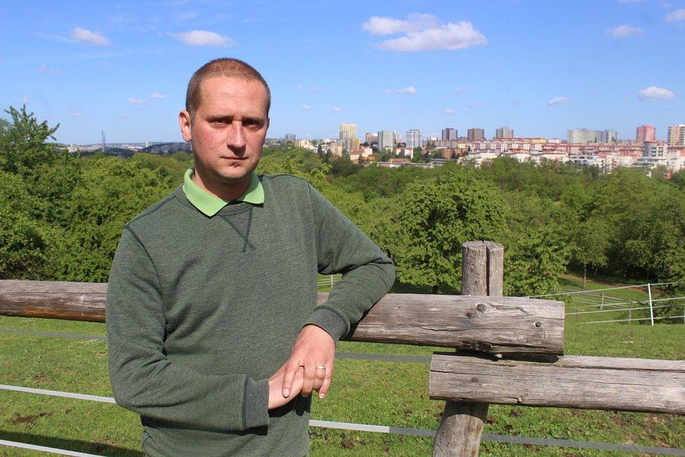 Michal Jirsa, ředitel ENVIRA, o.p.s.