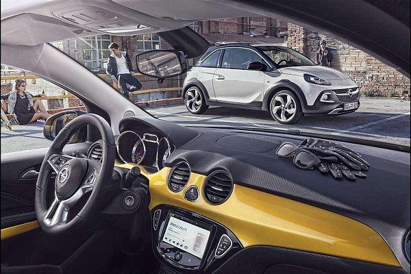 Opel Adam Rocks.