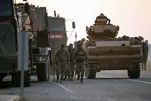 Turecká invaze na sever Sýrie