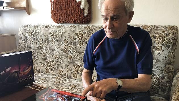 Zahrádkář František Šimon