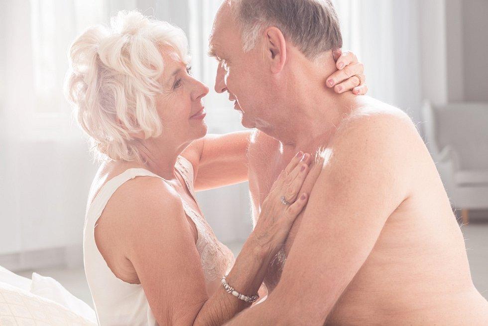 Sex v pokročilém věku - Ilustrační foto