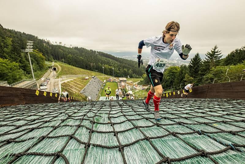 Při závodě jde i běžet, ale to dokážou jen ti nejlepší