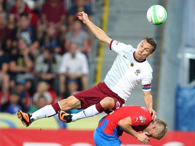Utkání Gambrinus ligy mezi FC Viktoria Plzeň a AC Sparta Praha.