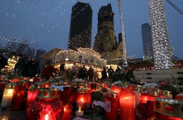 svíčky za zemřelé