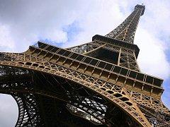 Eiffelova věž. Ilustrační foto.