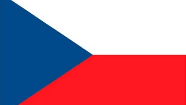 Česko - vlajka