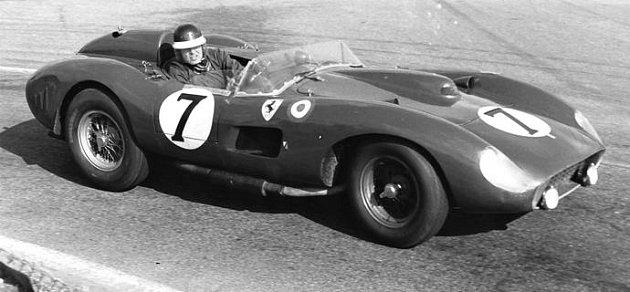 Ferrari 335SSpider Scaglietti zroku 1957.