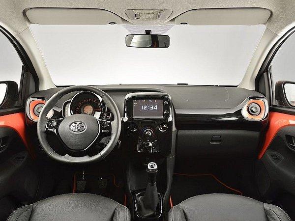 Toyota Aygo.