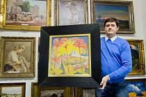Obraz Jana Zrzavého se prodal v autorském rekordu za 28 milionu