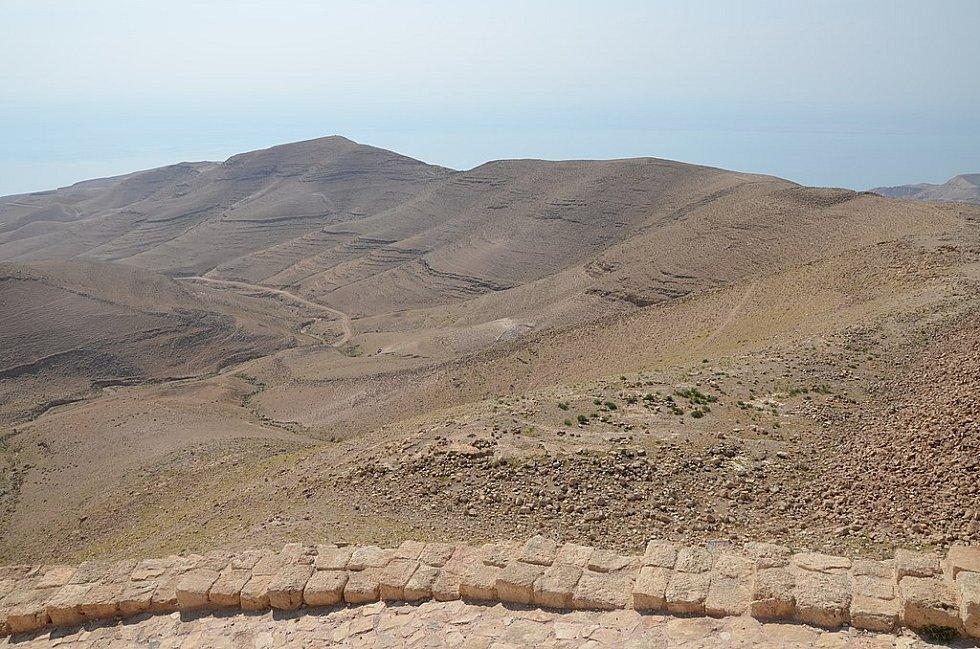 Macheront je opevněný palác na kopci, který se nachází v Jordánsku 25 kilometrů jihovýchodně od ústí řeky Jordán do Mrtvého moře