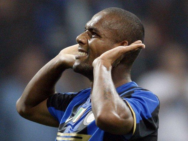 Kdo dal gól? Maicon z Interu Milán.