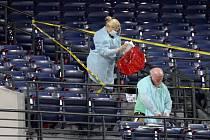 Tragédie se stala na stadionu Atlanty