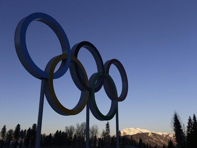 Olympijské hry - ilustrační foto.