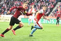 24. kolo FORTUNA:LIGY, Slavia - Sparta