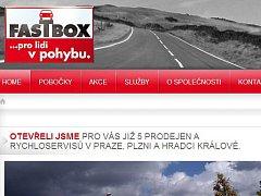Rakouské rychloservisy Fastbox chtějí ovládnout třetinu českého trhu
