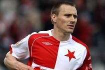 Fotbalista Martin Abraham.