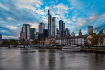 Frankfurt nad Mohanem je finančním centrem Spolkové republiky. Stane se i centrem světových financí místo Londýna?