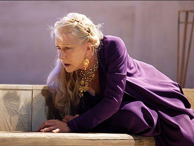 Faidra v londýnském Národním divadle je parádní role pro oscarovou herečku Helen Mirren.