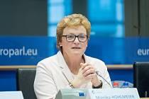 Předsedkyně kontrolního výboru Evropského parlamentu (EP) Monika Hohlmeierová