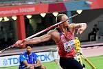 Jakup Vadlejch obsadil ve finále MS v Dauhá 5. místo