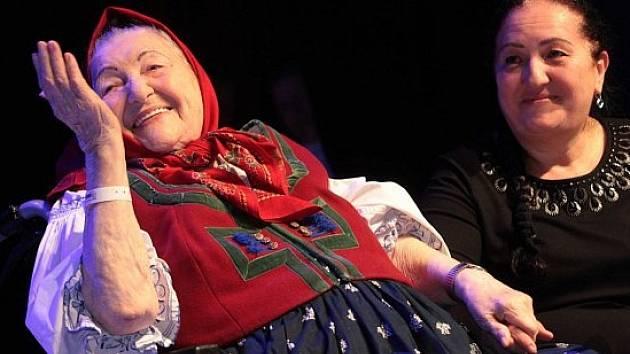 Jarmila Šuláková.