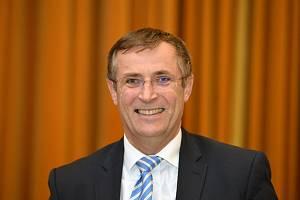 Roman Kumpošt (na archivním snímku z 26. října 2016) se stal jedním z viceprezidentů Mezinárodní lyžařské federace (FIS), do voleb v roce 2021 nahradí zesnulého Slovince Janeze Kocijančiče