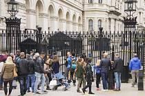 """Takzvaný brexit měl podle analytiků """"bezprostřední pozitivní dopad"""" na cestovní ruch v Británii."""