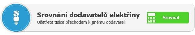 Srovnání dodavatelů elektřiny.