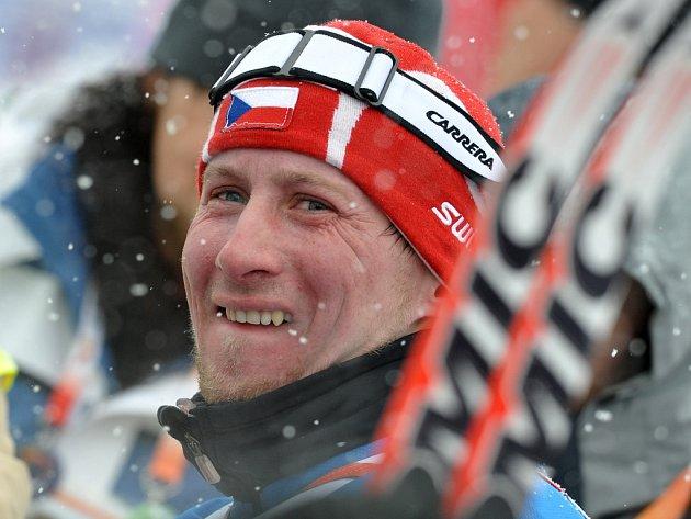 Lukáš Bauer získal na úvod MS v Liberci stříbrnou medaili.
