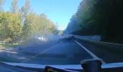 Tři Poláci závodili na Slovensku v luxusních vozech.