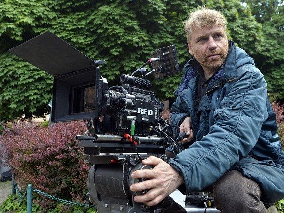 Režisér Tomáš Vorel.