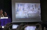 Thajská televize odvysílal první záběry zachráněných chlapců v nemocnici