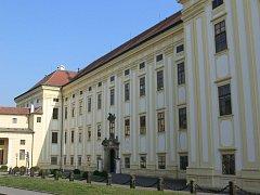 Arcibiskupský zámek v Kroměříži je součástí UNESCO