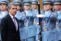 Plevneliev svou návštěvu Česka zahájil v pondělí, kdy se setkal na Pražském hradě s prezidentem Milošem Zemanem.