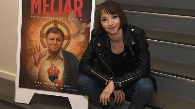 Režisérka Tereza Nvotová