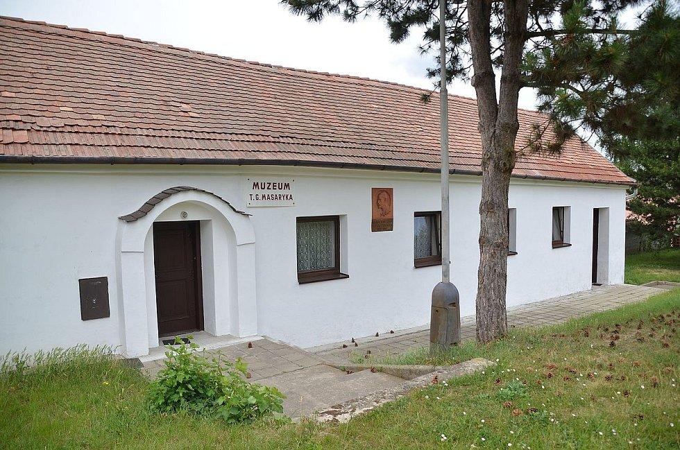 Masarykův dům a muzeum v Čejkovicích