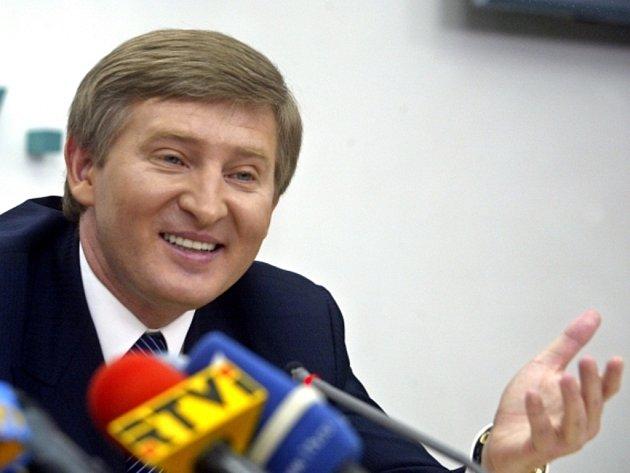 Oligarcha Rinat Achmetov