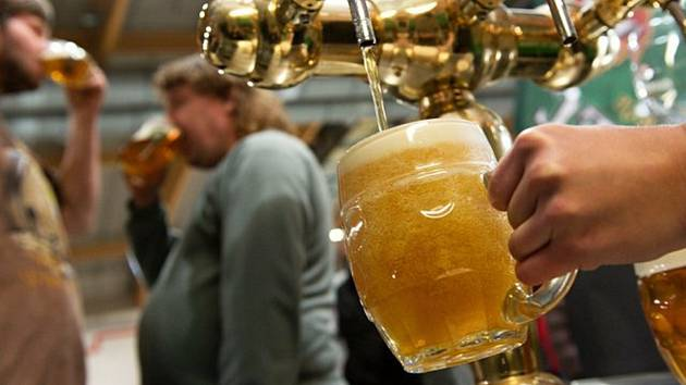 Pivo. Ilustrační snímek