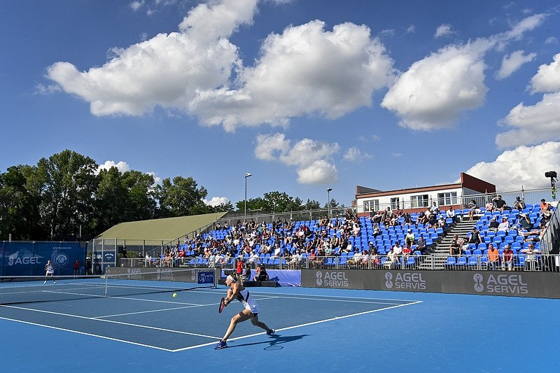 Prague Open 2021 ve Stromovce.