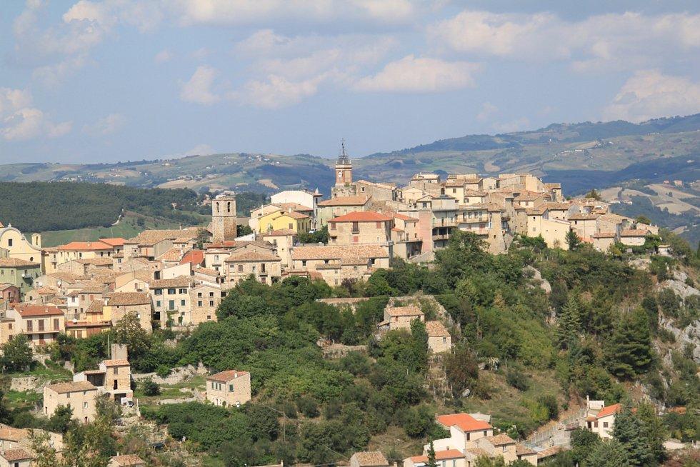 Městečko Castropignano