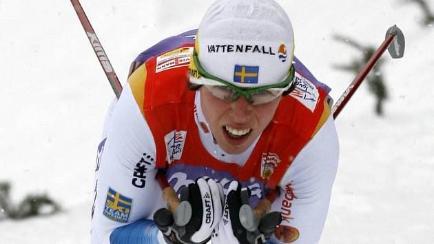 Švédka Charlotte Kallová vyhrála Tour de Ski.