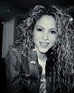 Shakira, přítelkyně Gerarda Piquého.