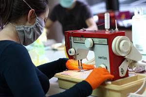 Výroba nanofiltrů v Liberci