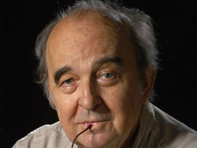 Herec Jiří Tomek.