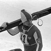 Rudolf Höhnl na ZOH v Innsbrucku v roce 1976