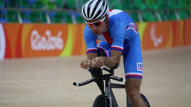 Jiří Ježek na olympiádě v Rio de Janeiro 2016.